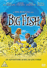 Big Fish (DVD, 2010)