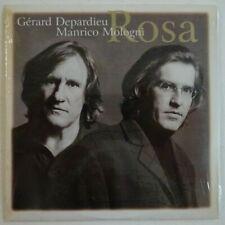 GERARD DEPARDIEU / MANRICO MOLOGNI : ROSA ♦ CD SINGLE NEUF ♦