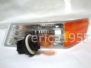 Front Corner Turn Signal Parking Light Lamp Driver Side For 2007-2014 Patriot