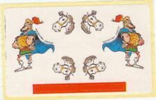 ASTERIX   E  I  ROMANI ADESIVO STICKER CARROZZA  ACCESSORI KINDER ITALIA
