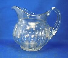 Vintage Heisey Glass Crystal Pitcher Jug