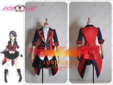 AKB0048 Sayaka Akimoto the 10th Dress Cosplay Costume Custom Made
