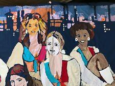 Bill Condon Derek Dolls Tapestry, Houston Oilers Cheerleaders
