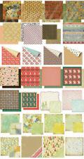 Cartoncini Dimensioni 30cm x 30cm per scrapbooking e hobby creativi