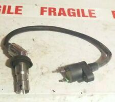 Peugeot Kisbee 50  HT Lead Ignition Coil  /& Cap 2 Pin