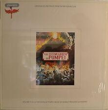 """OST - SOUNDTRACK - GLI ULTIMI GIORNI DI POMPEI - LAVAGNINO 12""""  LP (L711)"""