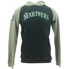 Youth Size Seattle Mariners Official Majestic MLB Sweatshirt  New With Tags