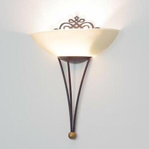 Klassische Wandleuchte Gold E27 Landhauslampe Wandlampe Innenlampe Neu
