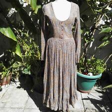 Empire line Casual Original Vintage Dresses for Women