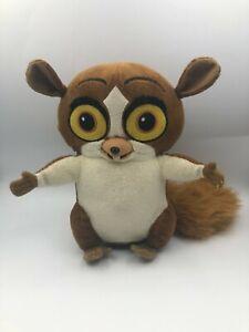 Official Dreamworks 2013 Madagascar Mort Mouse Lemur Plush Stuffed Toy Animal