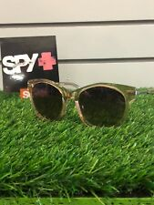 fef6af13a950 Women Spy Optic Mulholland Melon Happy Lens Bronze Fade Silver Mirror Brand  New