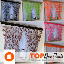 Amazing Voile Net Curtains Ready Made Living Dining Room Bedroom Novelty Solid
