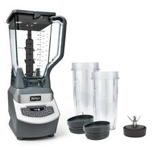 Ninja BL660 3 Speed Blender - Gray