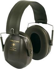 1 Stück 3M PELTOR Gehörschützer Bulls Eye I zB. Schießsport Kapsel Gehörschutz