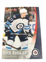 UPPER DECK STAR ROOKIES NIKOLAJ EHLERS #8 | 1 CARD