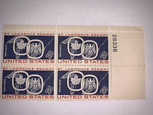 US Stamps SC# 1131 St. Lawrence Seaway 4c PB MNH 1959