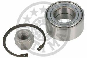 Optimal Front Wheel Bearing Kit 601253 fits Citroen C3 SX 1.2 THP 110