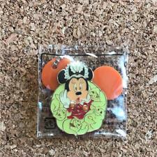Haunted Mansion Holiday Nightmare  Minnie Ball Chain Tokyo Disney Land Resort
