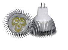 LED Strahler Spot MR16 CREE 3 Watt 12V AC DC 40° Abstrahlwinkel warmweiß 3000K