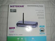 NETGEAR GS4/N150 Wireless Router