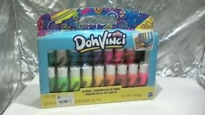 Play-Doh Dohvinci 18 Pack Drawing Compound - Brand NEW. Refill