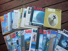 Vintage Surfer surfing magazine rick griffin vol 2 # 2 & lot of 35 surfboard 60s