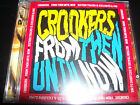 Crookers From Then Til Now 2 CD – New