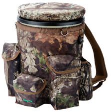 Wild Hare Venture Bucket Hunting Backpack with 5 Gallon Bucket seat/lid new 2018