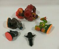 Skylanders Kaos Trap Master Ka-Boom Military Zook Dragon Fire Cannon team KaBoom
