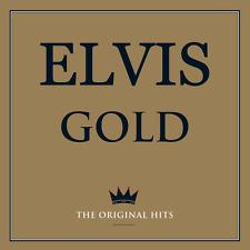 ELVIS PRESLEY - Elvis Gold: The Original Hits (LP) (180g Vinyl) (M/M) (Sealed)