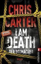 I Am Death. Der Totmacher ►Chris Carter (2016, Taschenbuch)  ►►►UNGELESEN