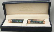 Conklin Endura Abalone & Rose Gold Limited Edition Fountain Pen - New - Omniflex