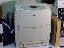HP LaserJet 4600 4600N A4 Color Colour Laser Printer 600 x 600 dpi 16PPM