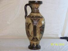"""Roger Guerin Master Listed Ceramist """"Large"""" Art Pottery Vase/Urn w/Handle"""