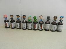 Set of 11 Brand New Tube Heroes Mystery Mini Figures Dan TDM MMO's