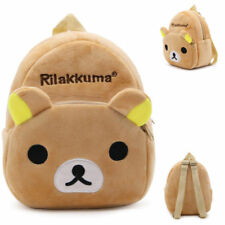New San-X Rilakkuma Relax Bear Kindergarten School Bag Kid's Backpack Cute Gift