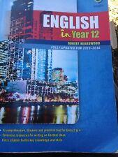 English In Year 12 . Freepost (rebin2)