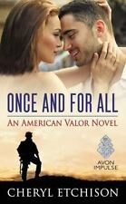 ONCE AND FOR ALL - ETCHISON, CHERYL - NEW PAPERBACK BOOK