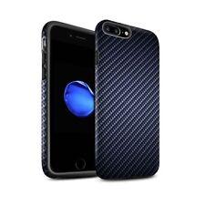 Étuis, housses et coques Pour iPhone 7 Plus en fibre de carbone pour téléphone mobile et assistant personnel (PDA)