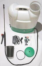 4 Gallon Tank Cordless Battery Powered Electric Backpack Lawn Garden Sprayer Gal