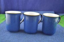 Unboxed British Denby Stoneware Blue