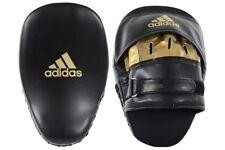 Adidas Incurvé Focus Mitaines Entrainement de Boxe Vitesse Pad Noir Punch Cible