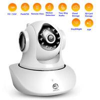 JOOAN 720P WIFI Wireless Security Camera CCTV Home IP Camera Day&Night Version
