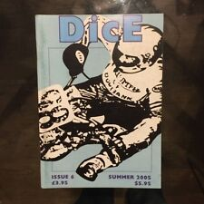 DICE MAGAZINE ISSUE #6 - SUMMER 2005 - EXCELLENT CONDITION - CHOPPER BOBBER MAG