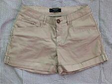 Mango Khaki Shorts
