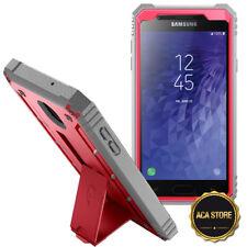 Poetic Revolution resistente funda para Samsung Galaxy J3 estrella 2018 Rosa