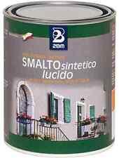 SMALTO SINTETICO ROSSO LUCIDO VERNICE PITTURA 750 ML PER LEGNO E FERRO