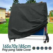 Ping Pong Table Cover Storage Waterproof Indoor Outdoor Protection Sheet Cover