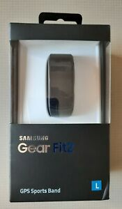 Samsung Gear Fit 2 Smartwatch Fitness Band Boxed