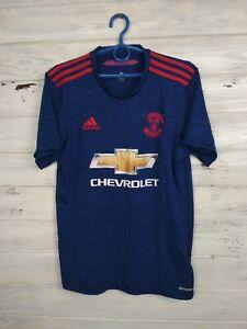Manchester United Jersey 2016/17 Away SMALL Shirt Trikot Maglia Adidas AI6704